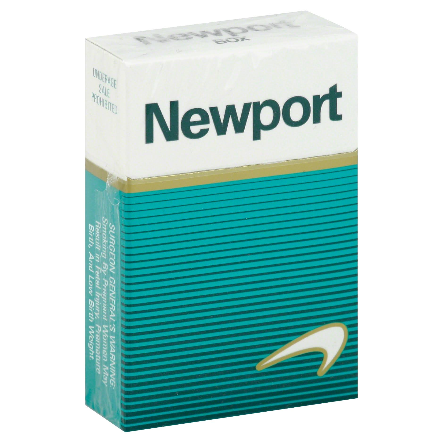 Newport Cigarettes, Box - 20 cigarettes
