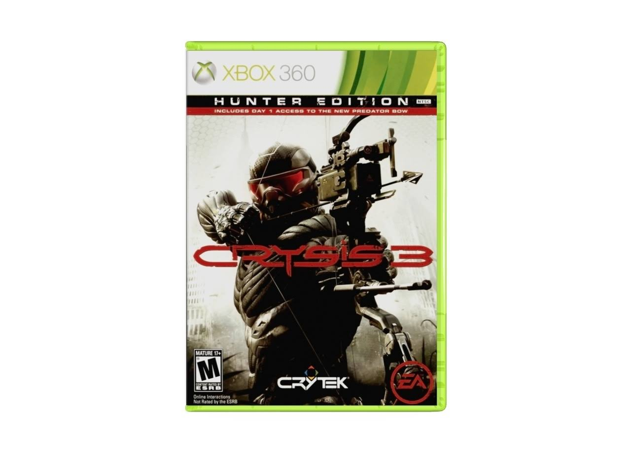 Crysis 3: Hunter Edition - Xbox 360