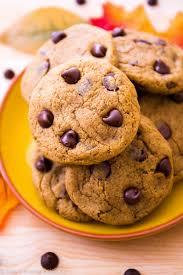 Cake Mix And Pumpkin by Pumpkin Chocolate Chip Cookies Sallys Baking Addiction