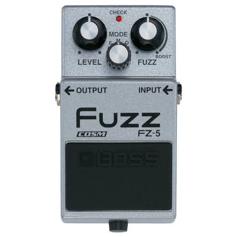 Boss Hyper Fuzz Guitar Effects Pedal - FZ2
