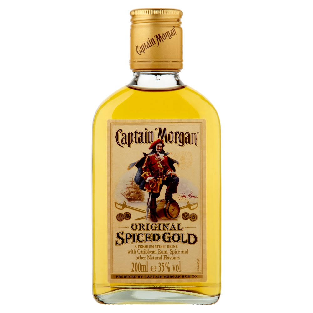 Captain Morgan Original Spiced Gold - 200ml