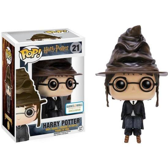 Funko POP! Harry Potter Vinyl Figure - Harry Potter Choixpeau