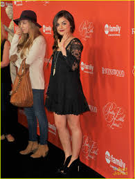 Pll Halloween Special by Lucy Hale Pll U0027s Halloween Special Screening Photo 608051
