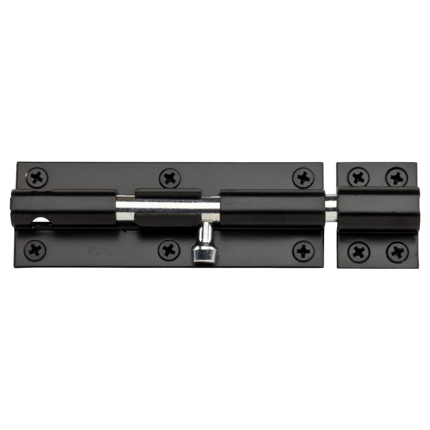 National Manufacturing Barrel Bolt - Black