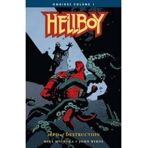 Hellboy Omnibus Volume 1: Seed Of Destruction - Dark Horse Comics