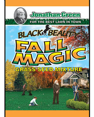 Jonathan Green 10768 Fall Magic Grass Seed Mix - 7lbs