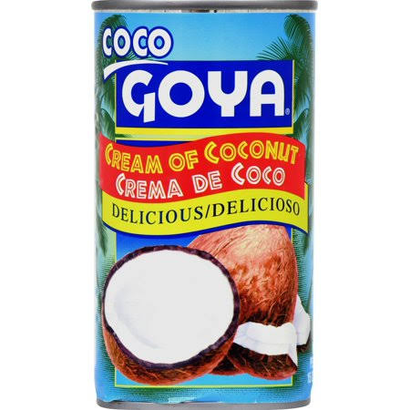 Goya Cream of Coconut - 15oz, 24 Pack