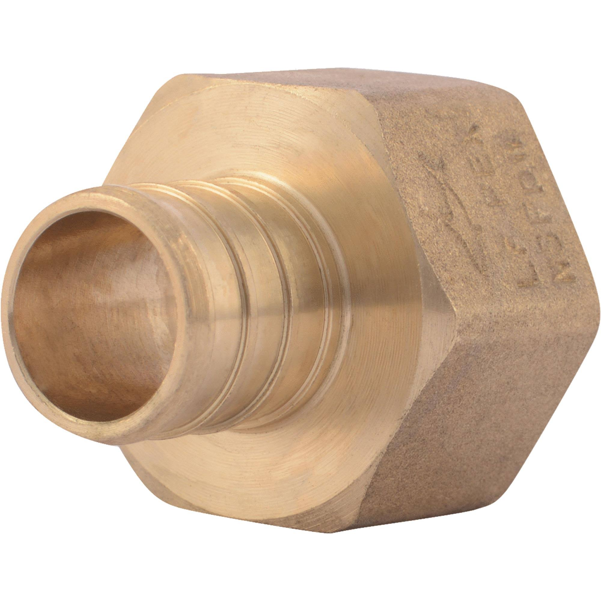 Sharkbite Brass Female Adapter, Uc088lfa5