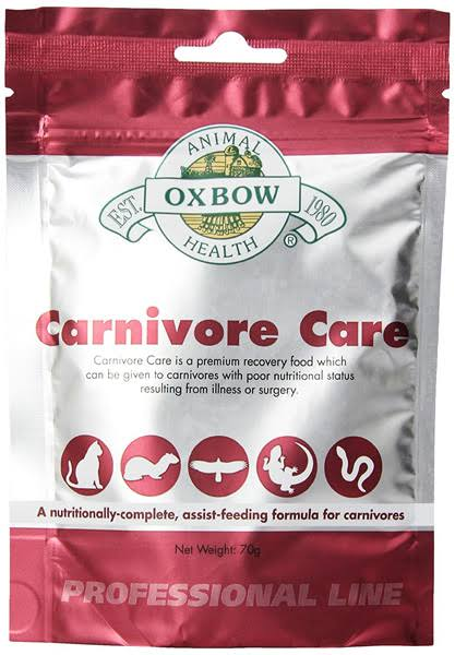 Oxbow Carnivore Care Pet Supplement - 2.5oz
