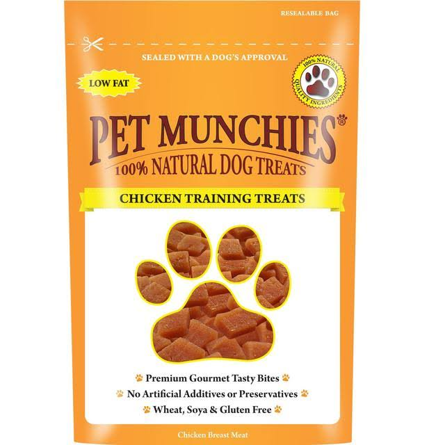 Pet Munchies Chicken Training Dog Treats