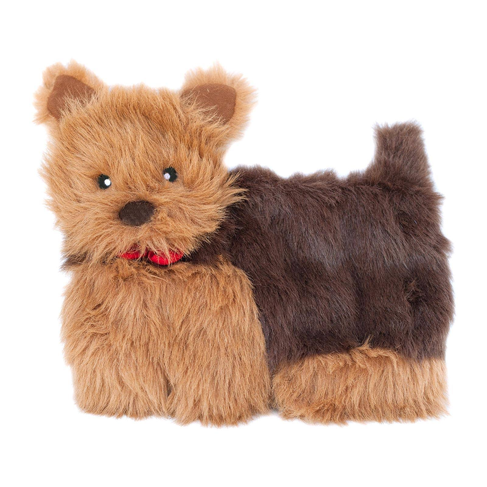 Squeakie Pet Stuffing Free Toy - Yorkie