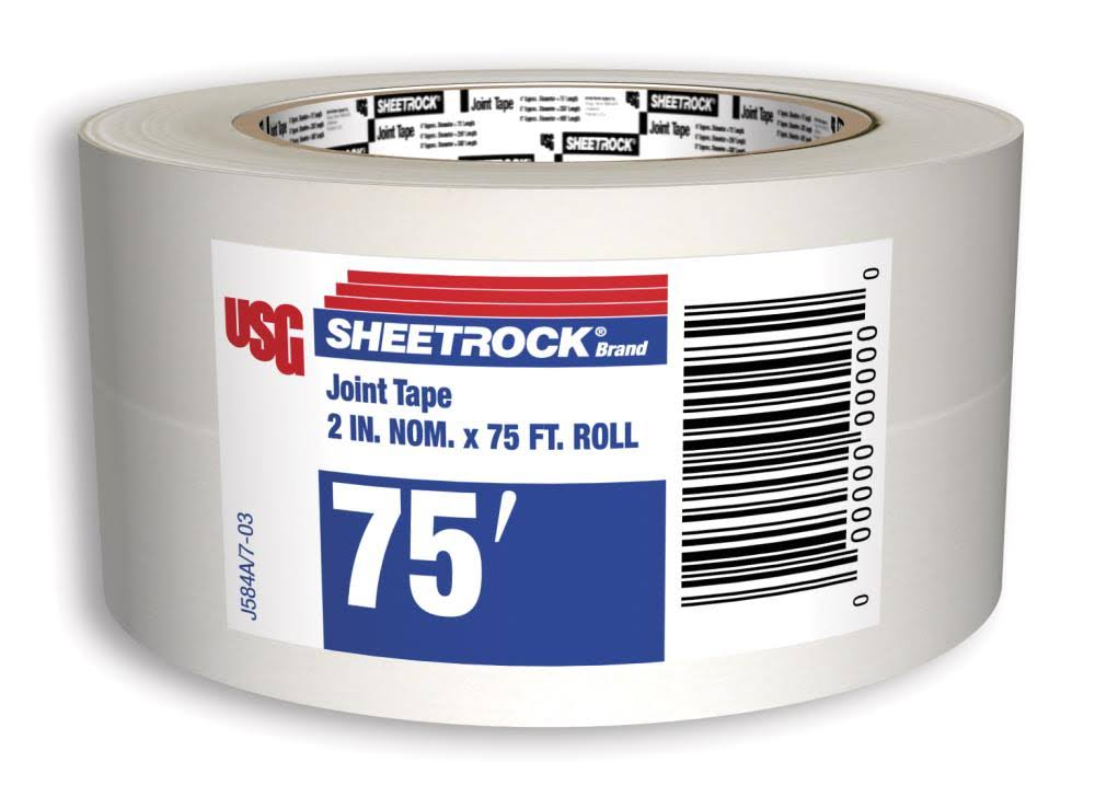 Sheetrock Drywall Joint Tape