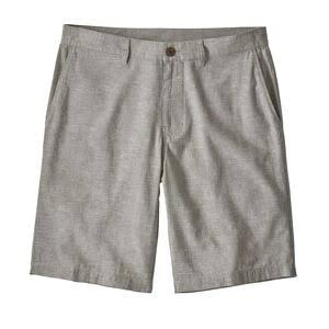 "Patagonia Men's Back Step Shorts - 10"" Chambray Feather Grey / 34"