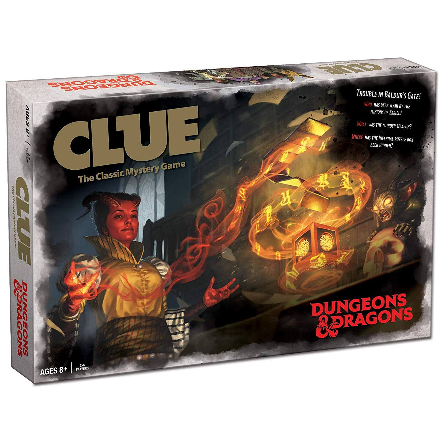 Clue: Dungeons and Dragons