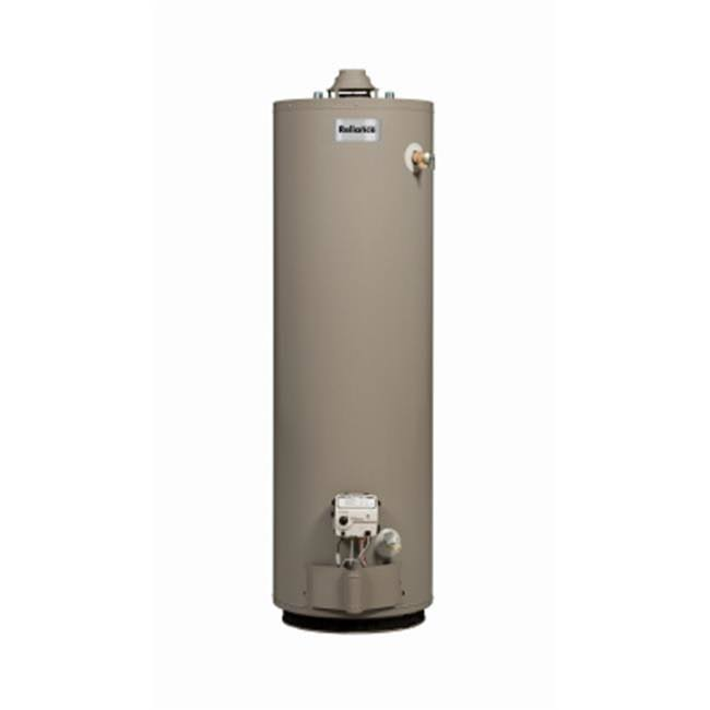 Reliance Natural Gas Water Heater - 40gal