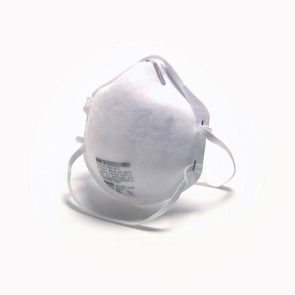 MSA Safety Works Harmful Dust Respirator - 2pk