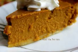 Libbys Pumpkin Pie Mix Ingredients by A Feast For The Eyes Perfect Pumpkin Pie With A Secret Ingredient