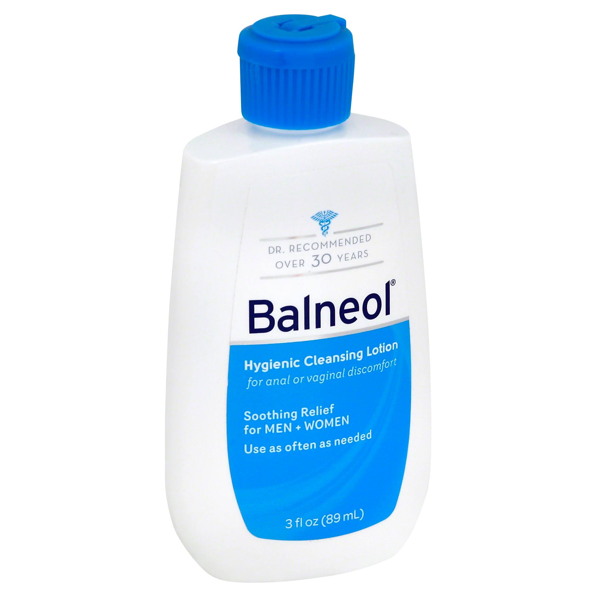 Balneol Hygienic Cleansing Lotion - 89ml
