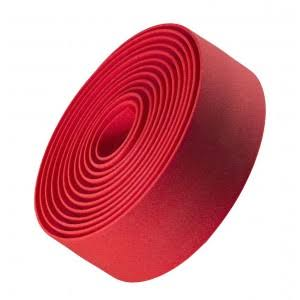Bontrager Gel Cork Handlebar Tape - Viper Red