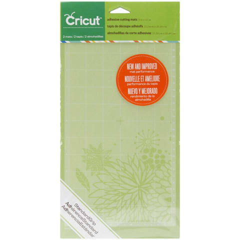 Cricut Standard Cutting Mat - 2 Pack