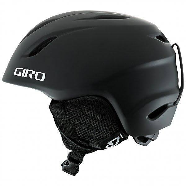 Giro Youth Launch Helmet - Matte Black, X-Small
