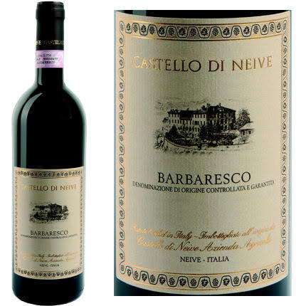 Castello di Neive Barbaresco DOCG (750 ml)