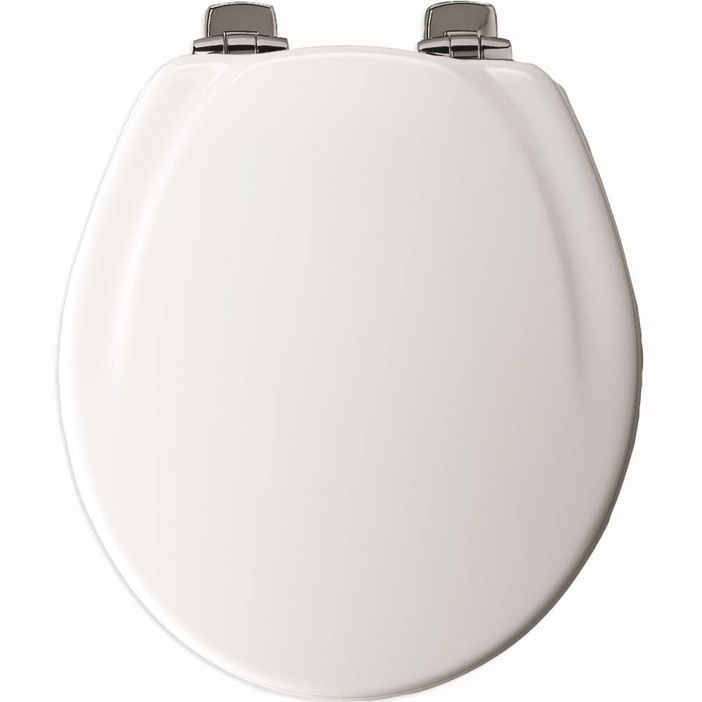 Mayfair Slow close Toilet Seat - White