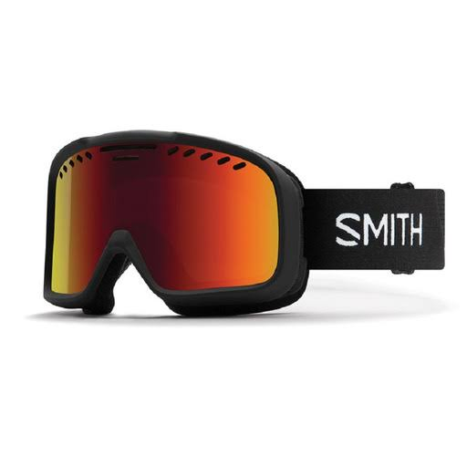 Smith Project Goggles - Black/Red Sol-X Mirror Lens