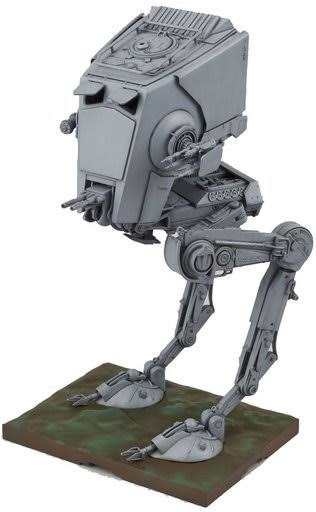 Bandai Star Wars AT ST Transport Walker Building Kit - 1/48 Scale