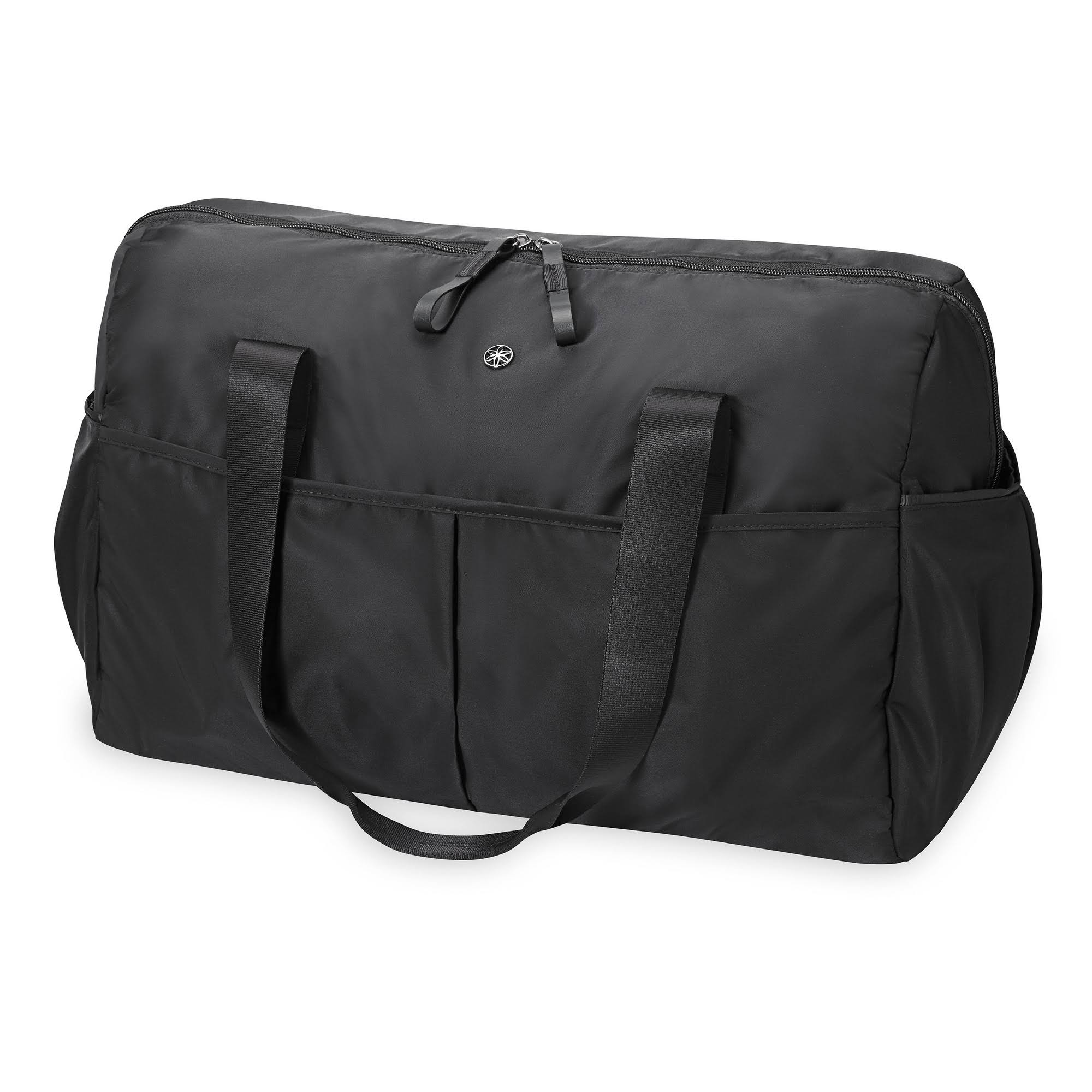 Gaiam Studio to Street Yoga Mat Bag - Black