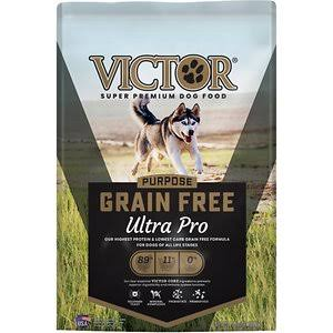 Victor Purpose Grain Free Ultra Pro Dry Dog Food 5-lb