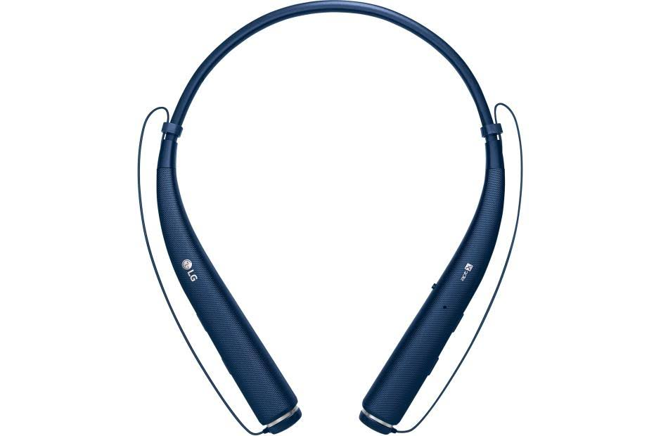 LG Tone Pro Over the Ear Wireless Headset - Blue
