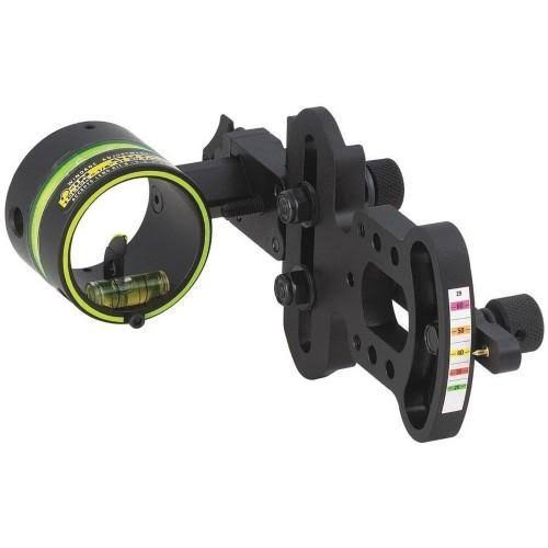 HHA Optimizer Lite Sight - 1 Pin, Black