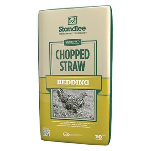 Standlee Hay Company Wheat or Barley Chopped Straw - 25lb