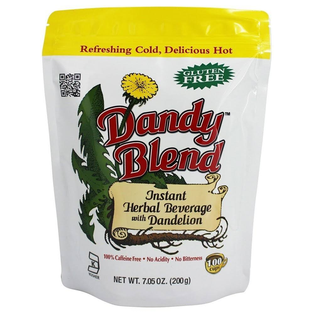 Dandy Blend Instant Herbal Beverage With Dandelion - 7.05oz