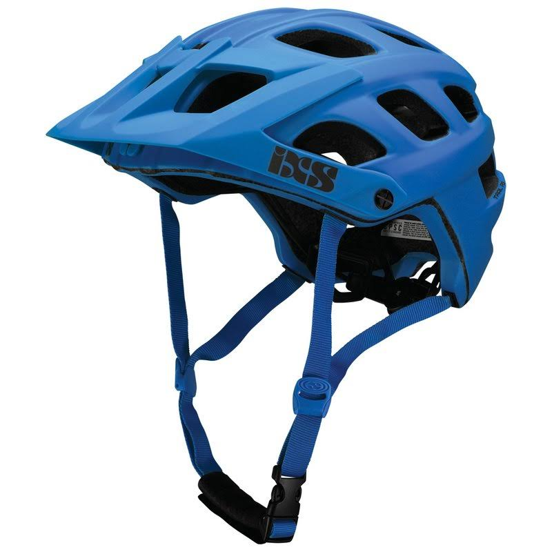 iXS Trail RS EVO MTB Helmet - Blue, 58-62cm