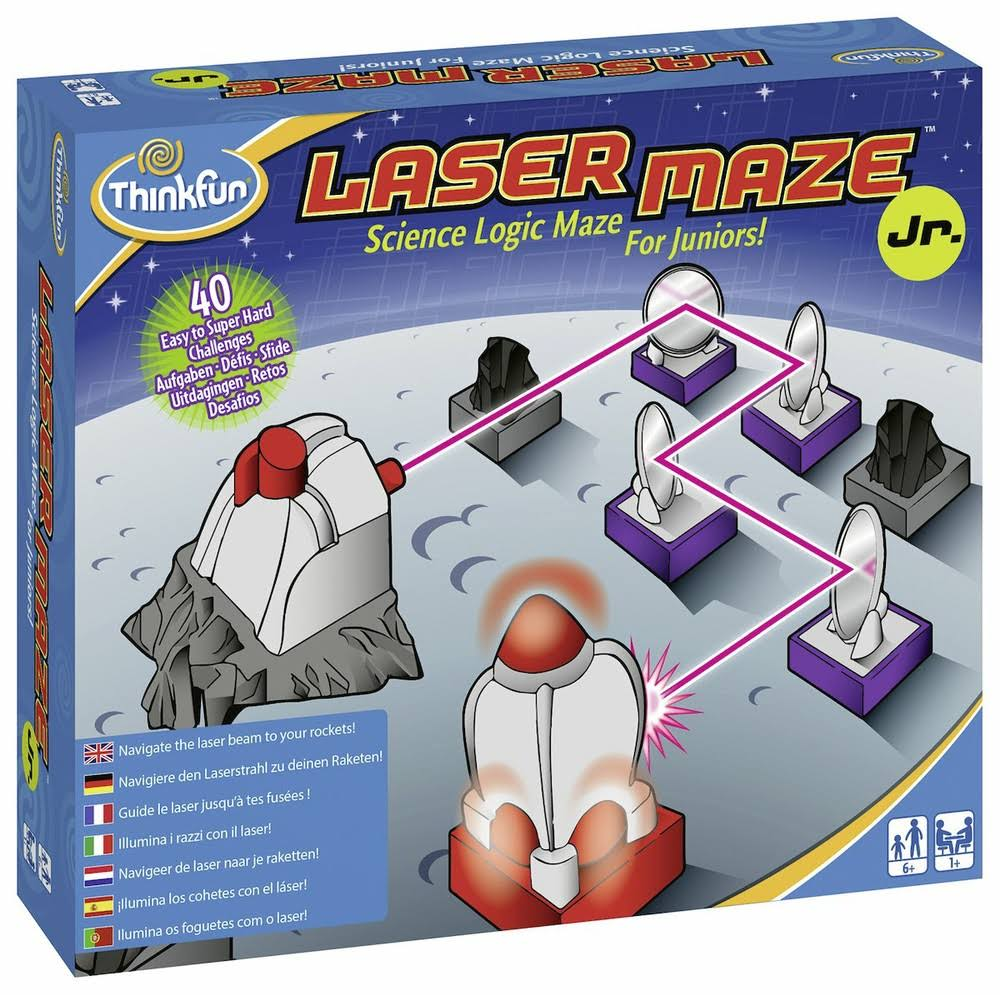 Ravensburger 76348 Thinkfun Laser Maze Junior Game