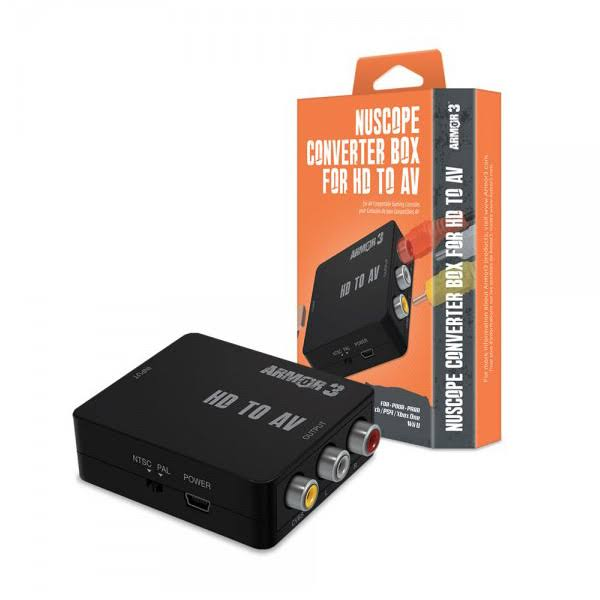 Armor3 NuScope Converter Box for HD to AV