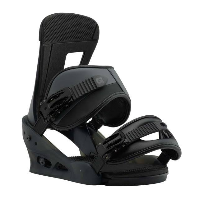 Burton Freestyle Snowboard Bindings - Black Matte