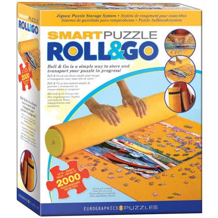 Eurographics 89550102 Storage System Roll and Go Jigsaw Puzzle Mat
