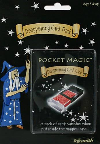 Pocket Magic - Disappearing Card Trick