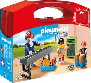 Playmobil Music Class Carry Case