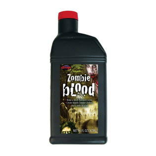 Forum Novelties Bottle of Fake Blood Make Up Costume - 16oz