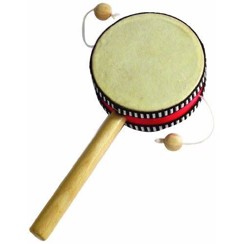 House of Marbles Monkey Drum Toy