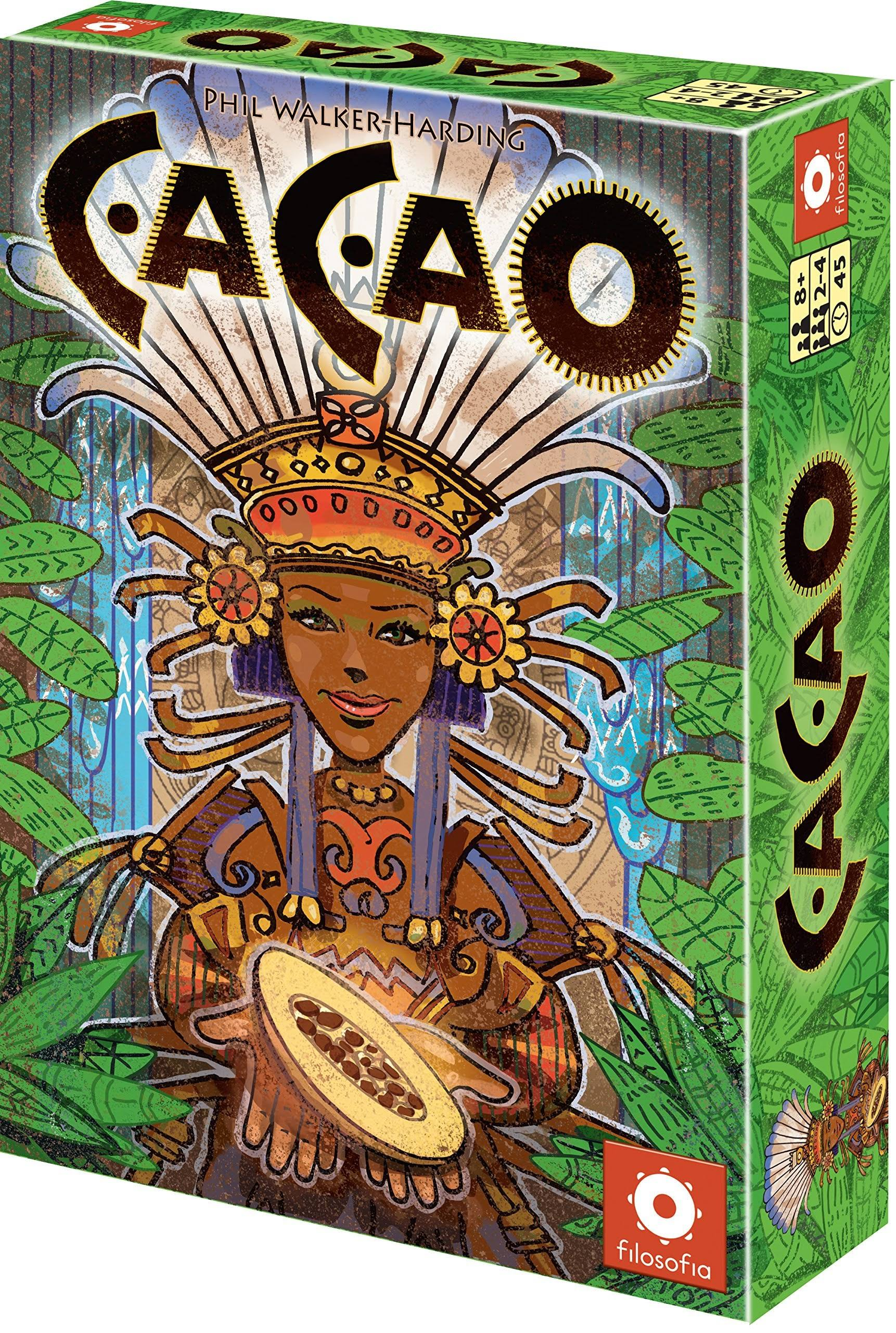 Z-Man Games Cacao Board Game