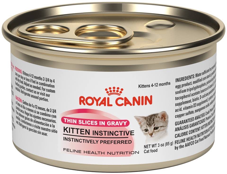 Royal Canin Feline Health Nutrition Kitten Instinctive