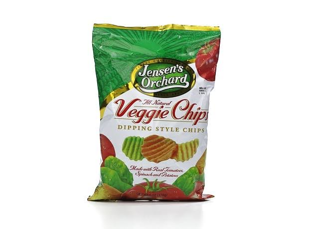 Jensens Orchard Veggie Chips - 6 oz