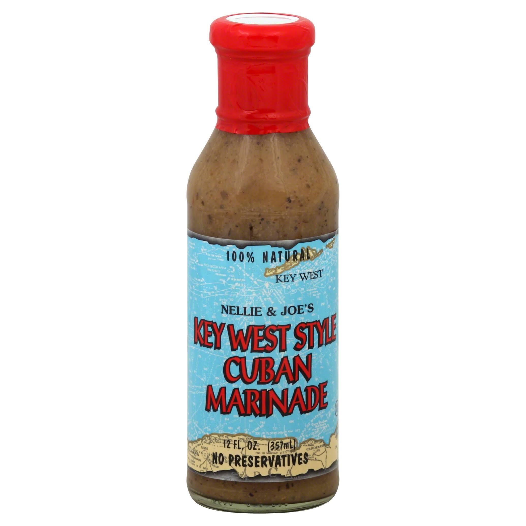 Nellie and Joe's Marinade Key West Style Cuban Marinade - 12oz