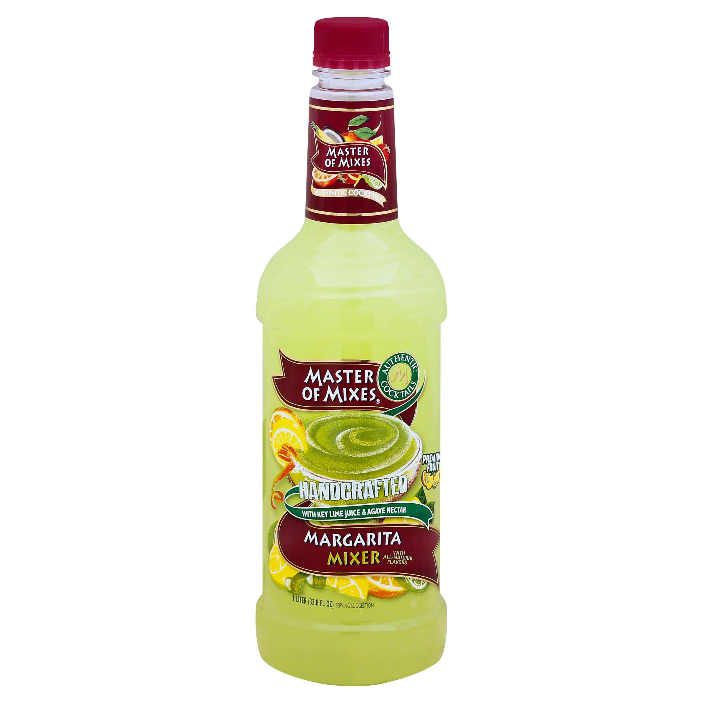 Master of Mixes Mixer, Margarita - 33.8 fl oz