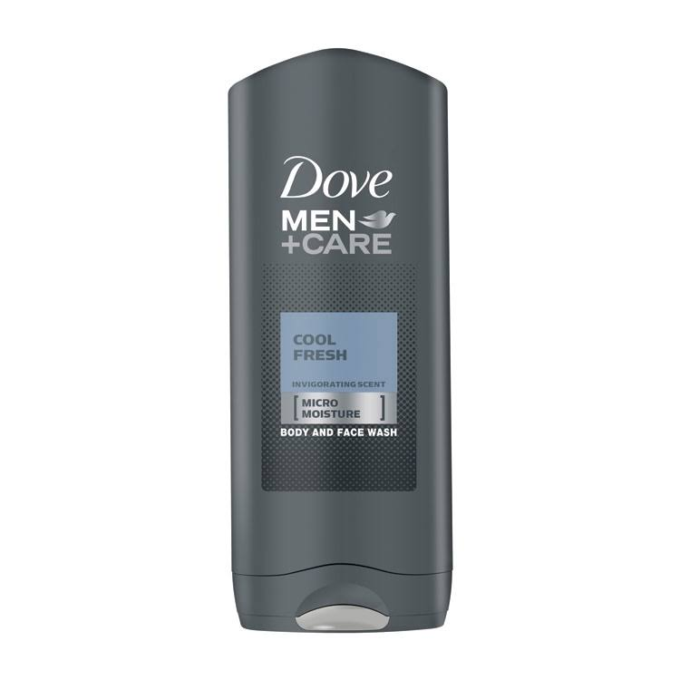 Dove Men Plus Care Cool Fresh Body and Face Wash - 250ml
